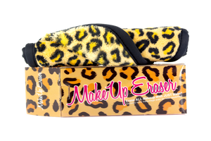 Makeup Eraser - Cheetah