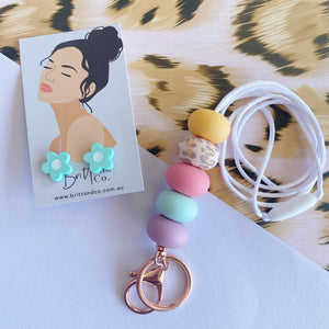 Lanyard and Earring Bundle 1