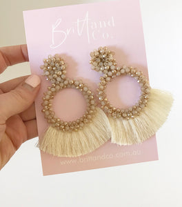 Mikaela Earrings