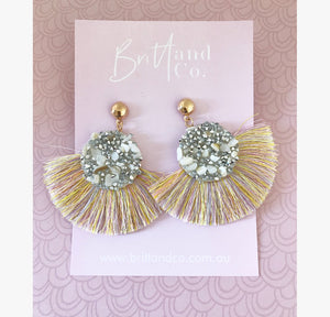 Boho Bright Earrings