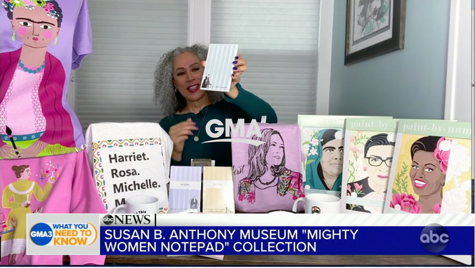 The Card Bureau featured on Good Morning America