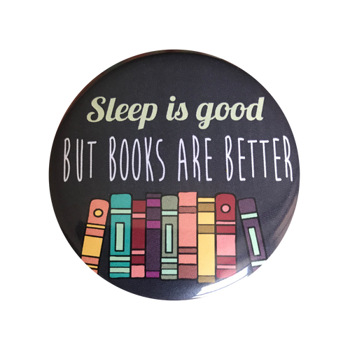 Books Over Sleep