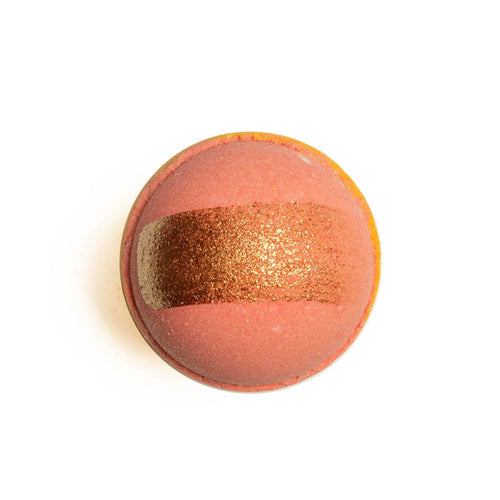 Cinnamon & Vanilla Fall Bath Bomb