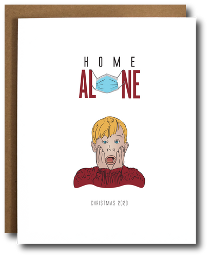 Home Alone Christmas 2020 Christmas Card