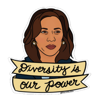 Kamala Harris Sticker