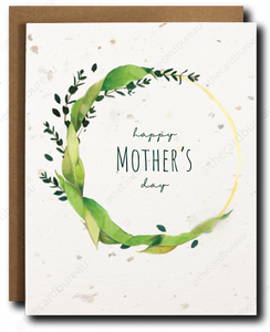 Plantable Mother's Day Foliage