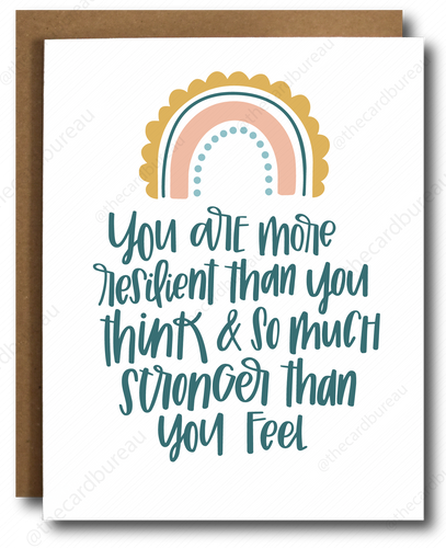 orange pink and green rainbow with teal text that writes