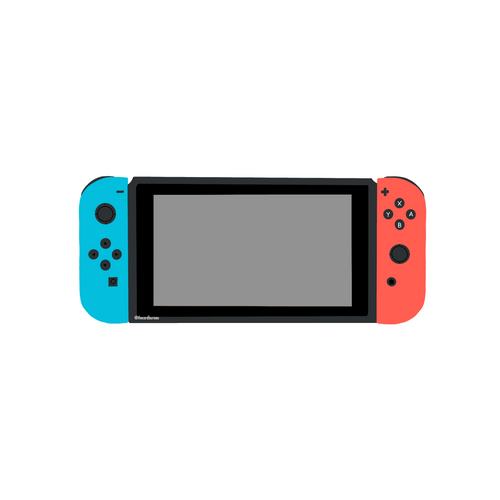 Nintendo Switch Sticker
