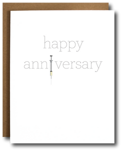 Hormone Replacement Therapy Anniversary