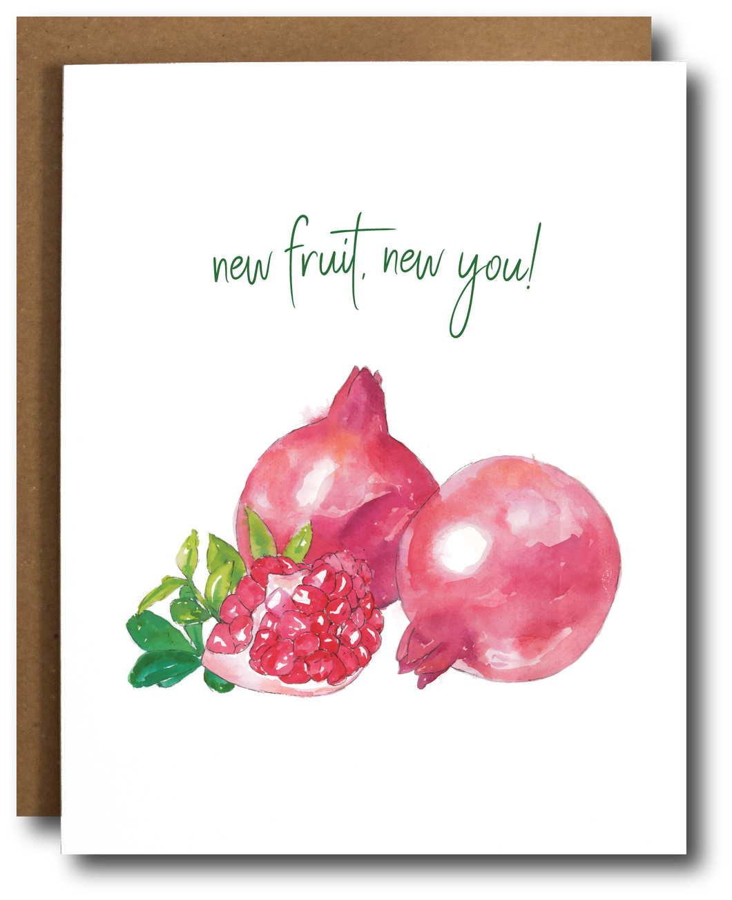 Rosh Hashanah New Fruit