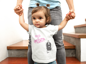 RBG Small but Mighty Toddler T-Shirt