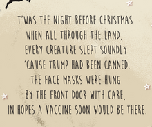 Night Before Christmas Without Trump