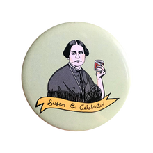 Susan B. Anthony celebratory card
