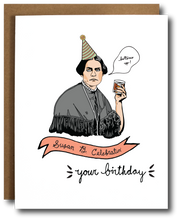 Susan B. Celebratin ...your Birthday card