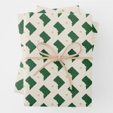 DC Christmas Wrapping Paper Roll