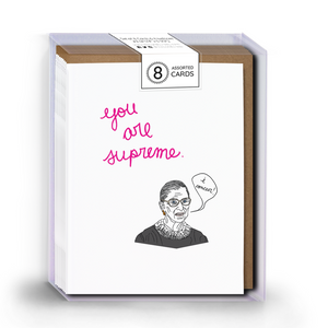 RBG Assorted Cards - Box Set-8