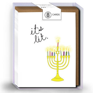 BOXED SET -It's Lit Hanukkah