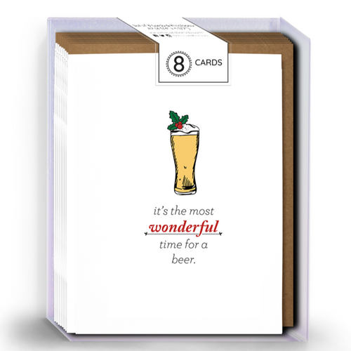 BOXED SET - Wonderful Time for a Beer