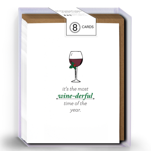 BOXED SET - Wine-derful Time of Year