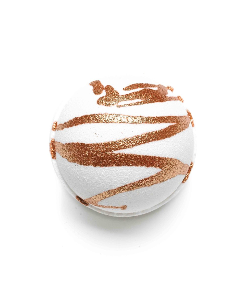 Suntans and Coconuts  Moisturizing Bath Bomb