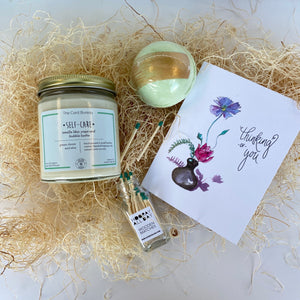 Self-Care Quarantine Gift Box
