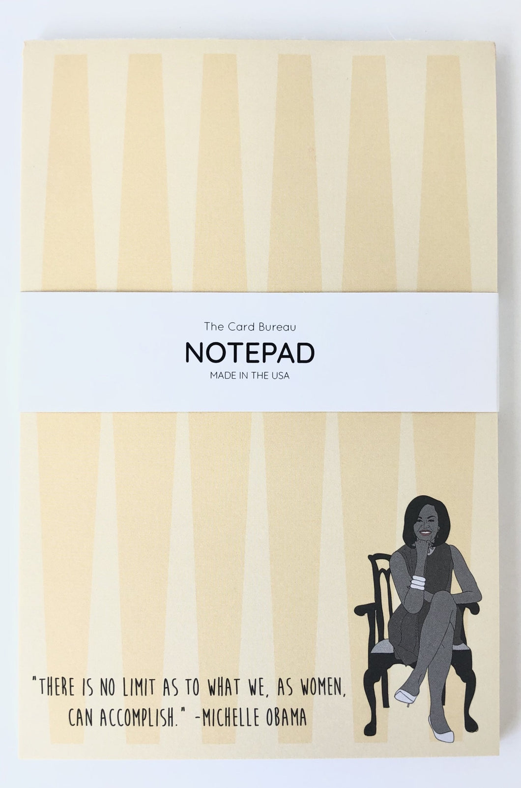 Michelle Obama Notepad