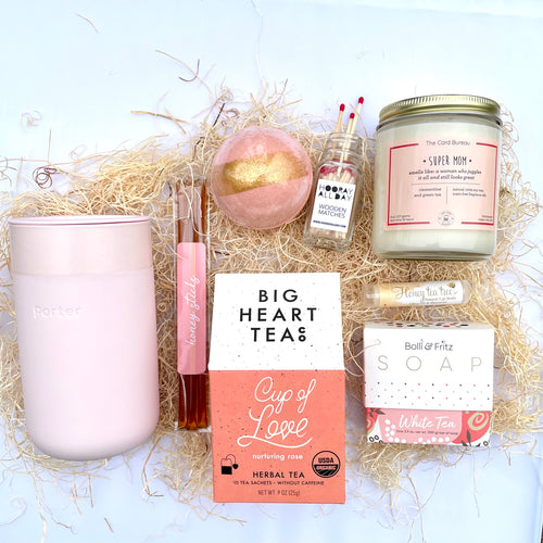 Tea-riffic Mom - Deluxe Mother's Day Gift Box