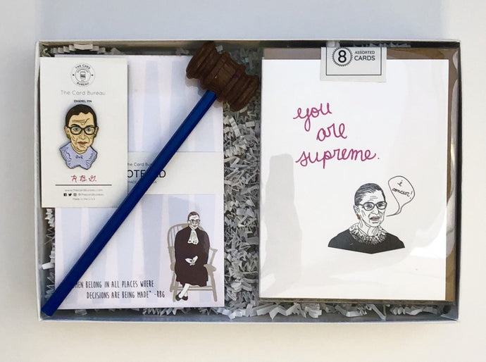 RBG Stationery Gift Box Set