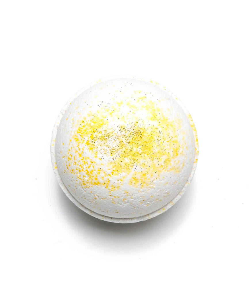 Ginger and Jasmine Bath Bomb