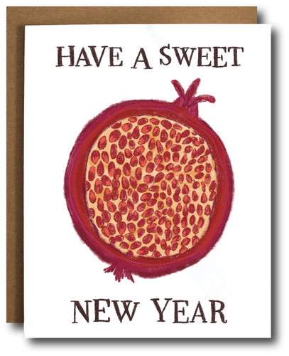 Rosh Hashanah Sweet New Year
