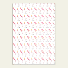 Ice Skate Dreams Gift Wrap