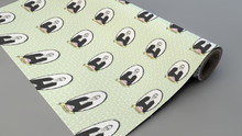 Ruth Bader Ginsberg, RBG wrapping paper made in Washington DC