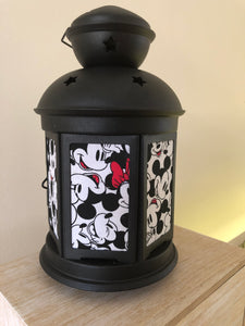 Mickey & Minnie lantern