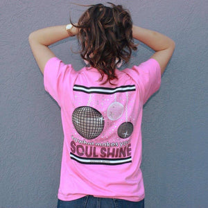 """Do What Makes Your Soul Shine"" T-shirt"