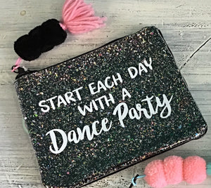 Start Each Day With A Dance Party