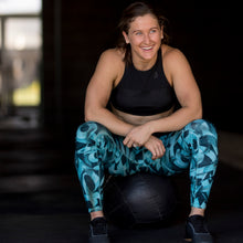 Tia-Clair Toomey sitting down smiling. How I Became the Fittest Woman on Earth: My Story So Far by Tia-Clair Toomey. ISBN: 978-0-646-98727-9