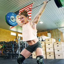 Tia-Clair Toomey weight lift training. How I Became the Fittest Woman on Earth: My Story So Far by Tia-Clair Toomey. ISBN: 978-0-646-98727-9