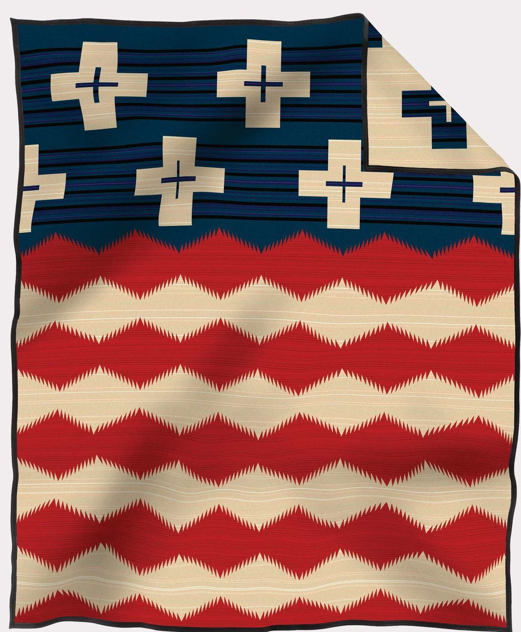 PENDLETON - BRAVE STAR Blanket Robe