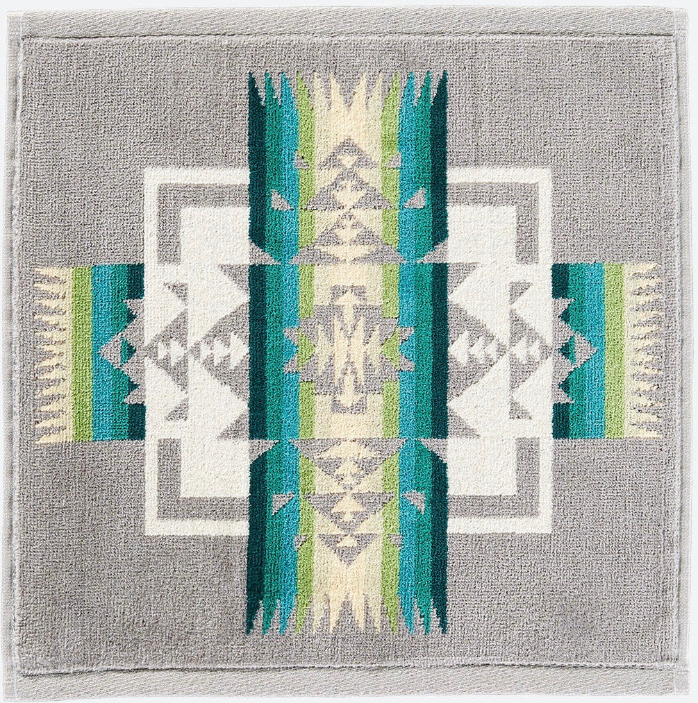 PENDLETON - Chief Joseph WASH CLOTH GREY