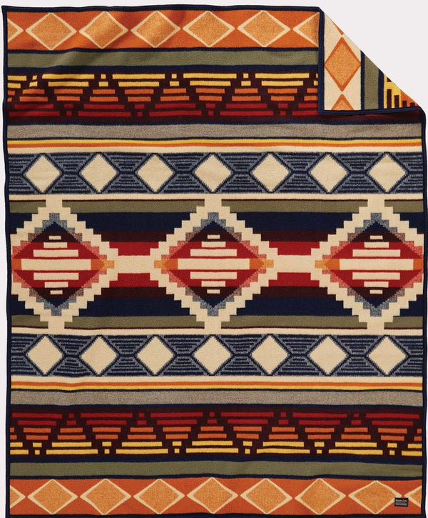 PENDLETON - CEDAR MOUNTAIN Blanket Robe
