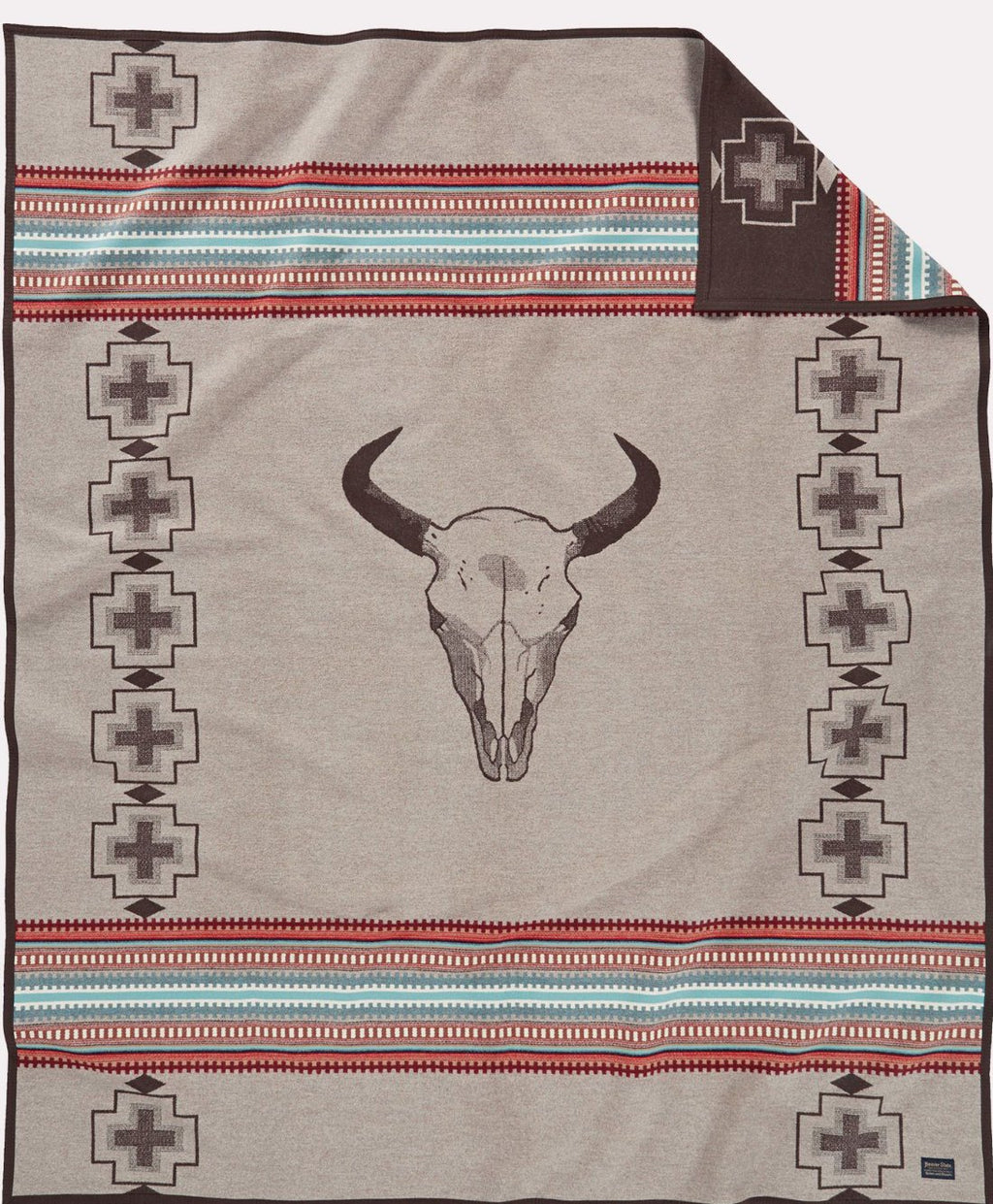 PENDLETON - AMERICAN WEST Blanket Robe