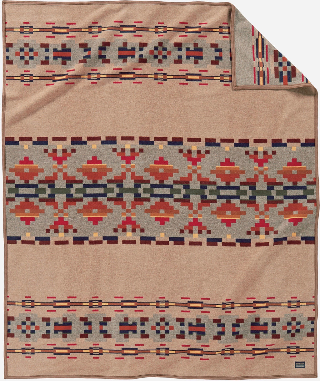 PENDLETON - PAINTED HILLS Blanket Robe
