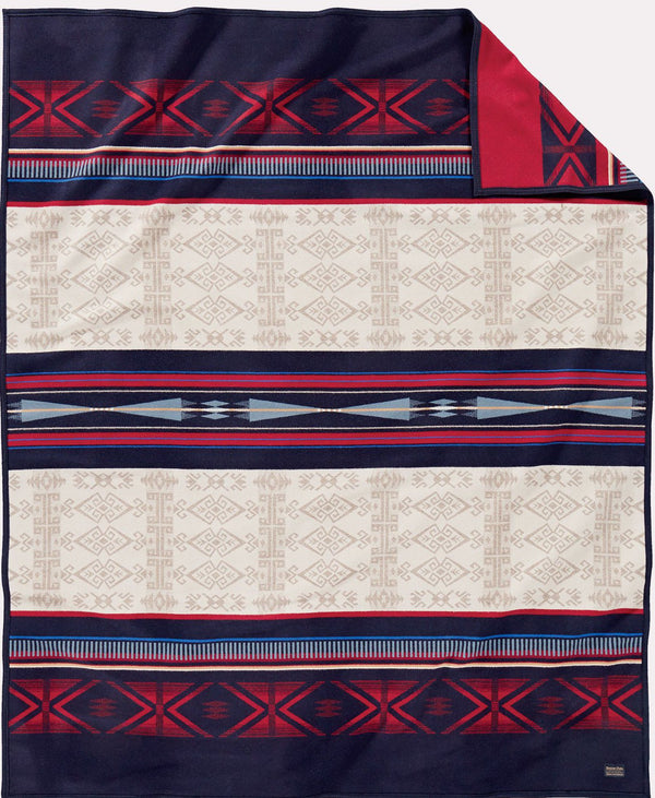 PENDLETON - BIG HORN Blanket Robe