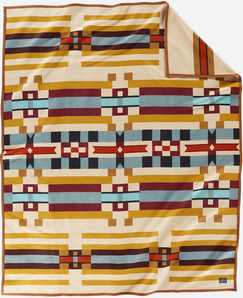 PENDLETON - SADDLE MOUNTAIN Blanket Robe