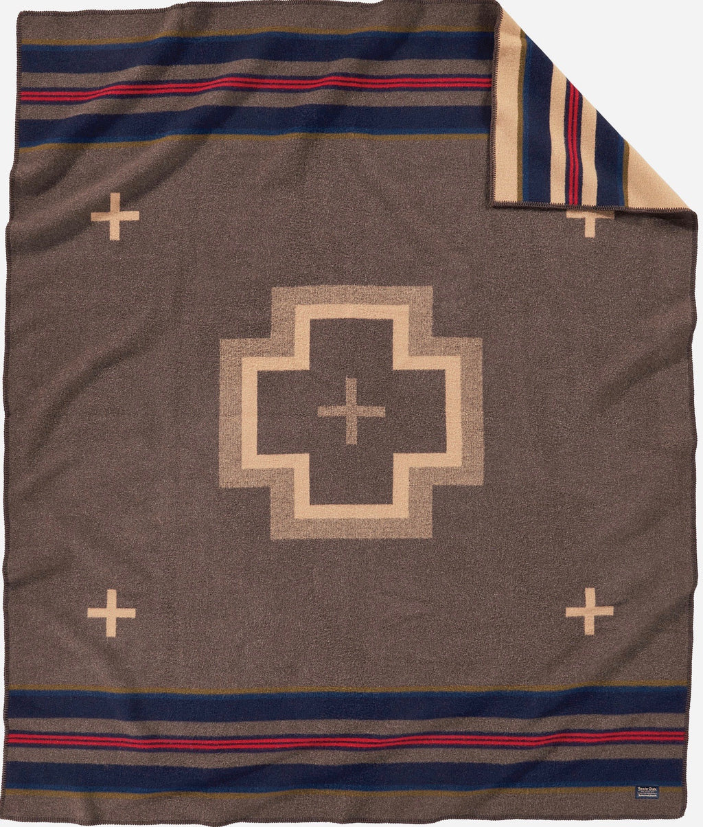 PENDLETON - SHELTER BAY Blanket Robe