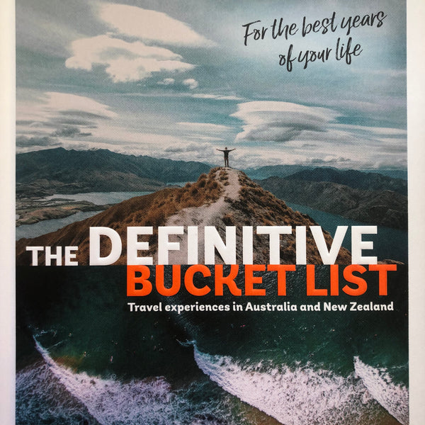 The DEFINITIVE BUCKET LIST :AU & NZ