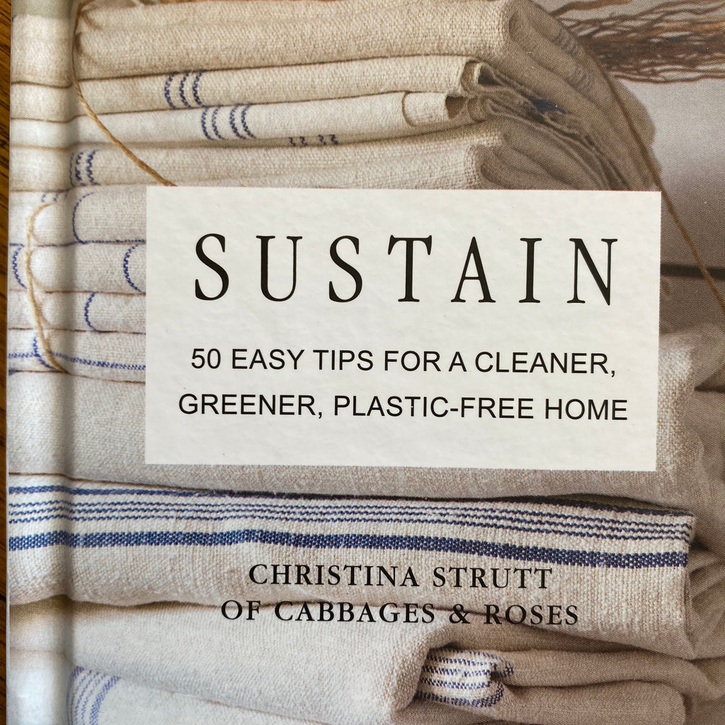 SUSTAIN - 50 easy tips for a cleaner home