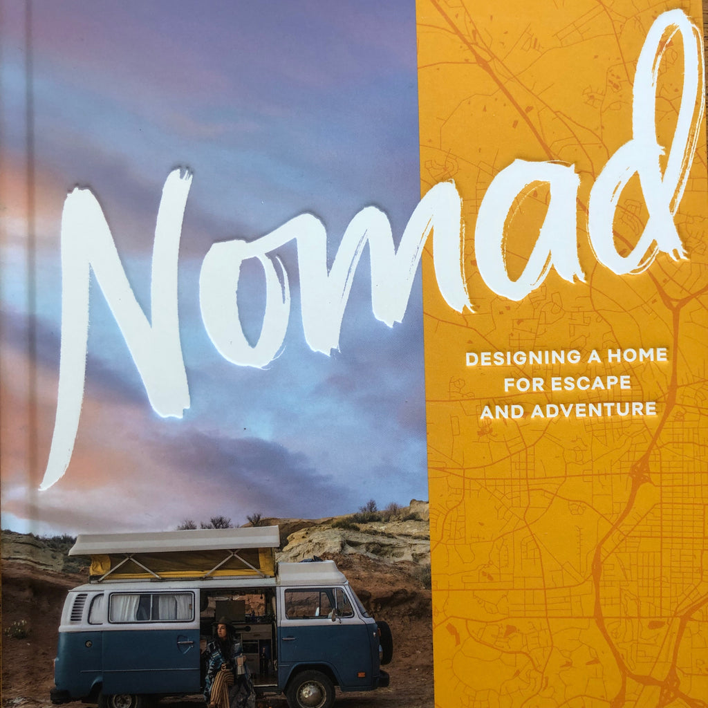 NOMAD - Designing a home for Escape & Adventure