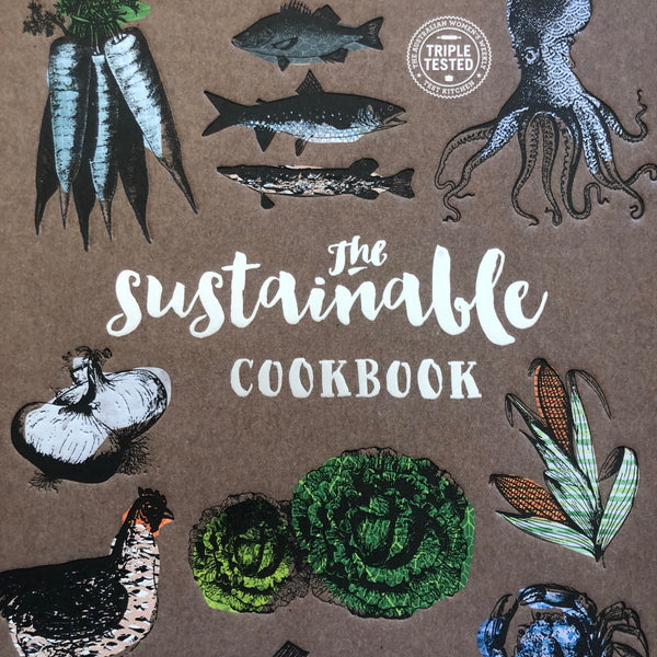 AWW - SUSTAINABLE Cookbook