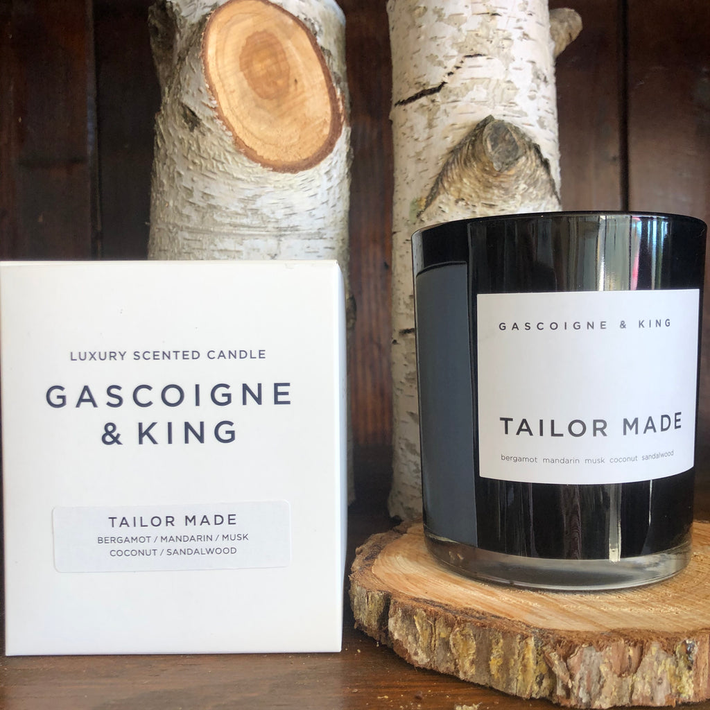 GASCOIGNE & KING - TAILOR MADE Candle 400g